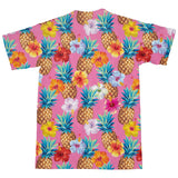Pineapple Punch T-Shirt-Shelfies-| All-Over-Print Everywhere - Designed to Make You Smile