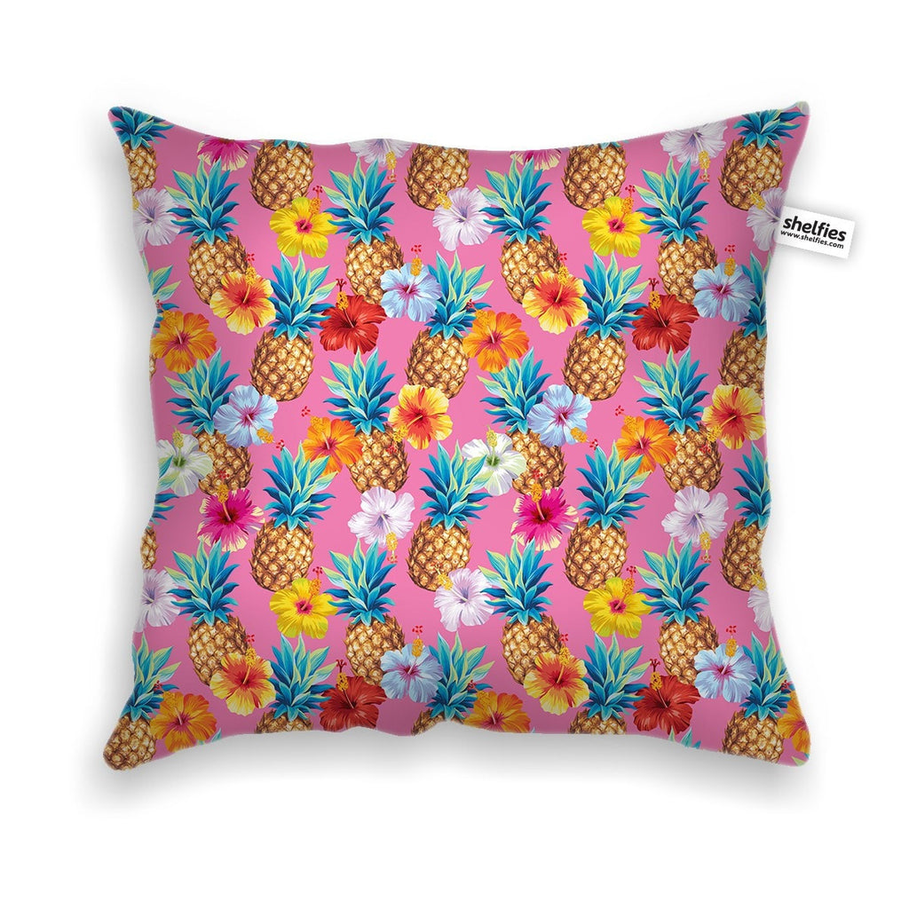 Pineapple Punch Throw Pillow Case-Shelfies-| All-Over-Print Everywhere - Designed to Make You Smile