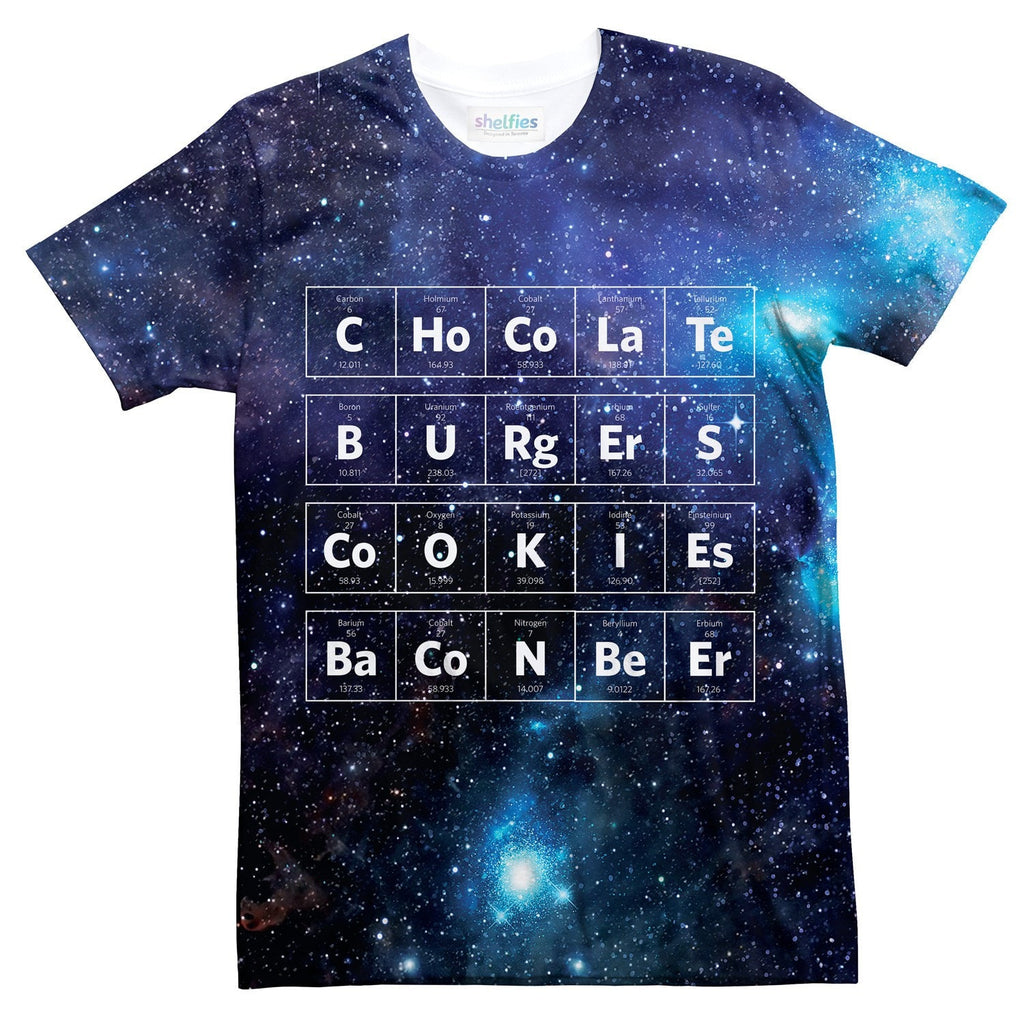 Periodic table t shirt shelfies periodic table t shirt kite all over print urtaz Images
