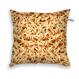 Ramen Invasion Throw Pillow Case-Shelfies-| All-Over-Print Everywhere - Designed to Make You Smile