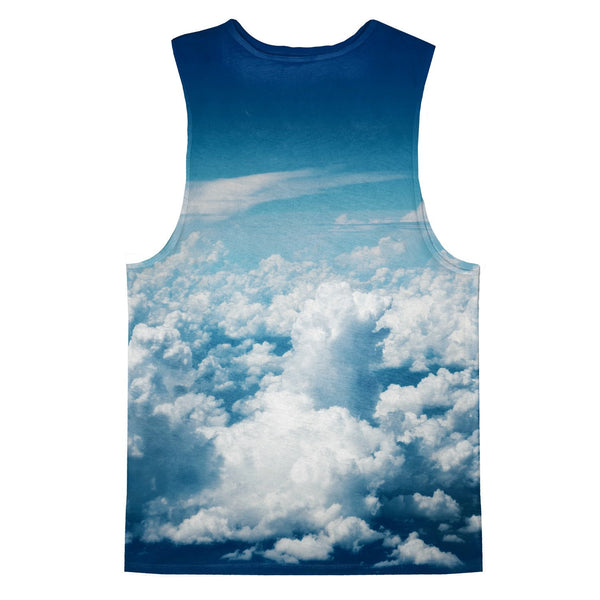 Sky Tank Top-kite.ly-| All-Over-Print Everywhere - Designed to Make You Smile