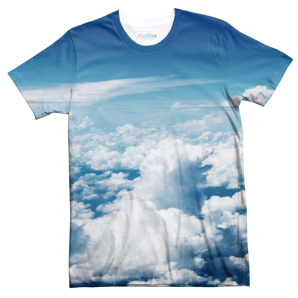 Sky T-Shirt-Subliminator-| All-Over-Print Everywhere - Designed to Make You Smile
