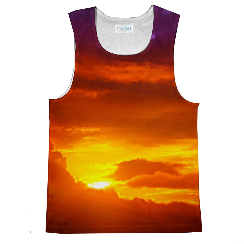 Sunrise Tank Top-kite.ly-| All-Over-Print Everywhere - Designed to Make You Smile