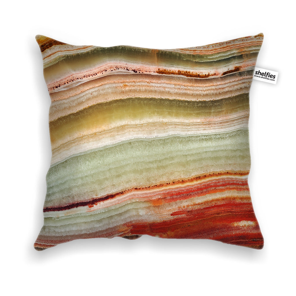 Saturn Stone Throw Pillow Case-Shelfies-| All-Over-Print Everywhere - Designed to Make You Smile
