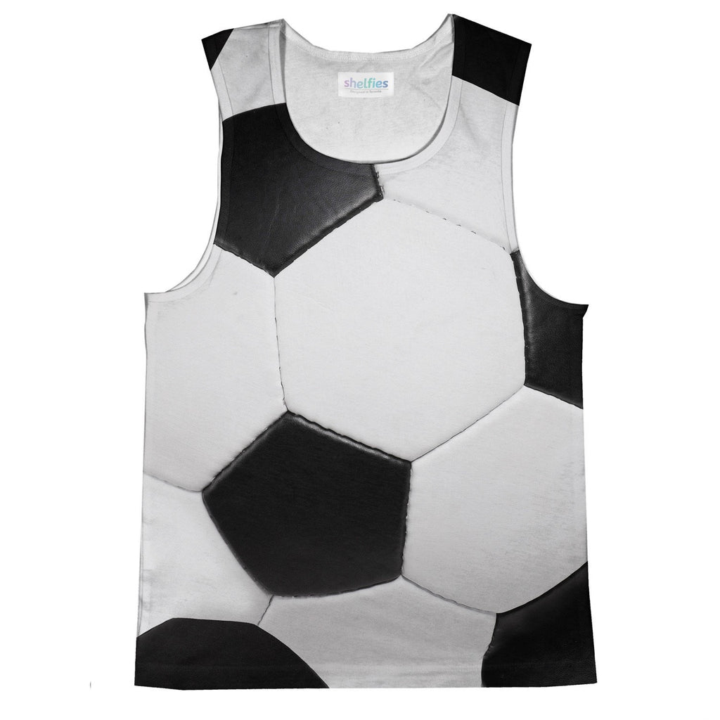 Soccer Tank Top-kite.ly-| All-Over-Print Everywhere - Designed to Make You Smile