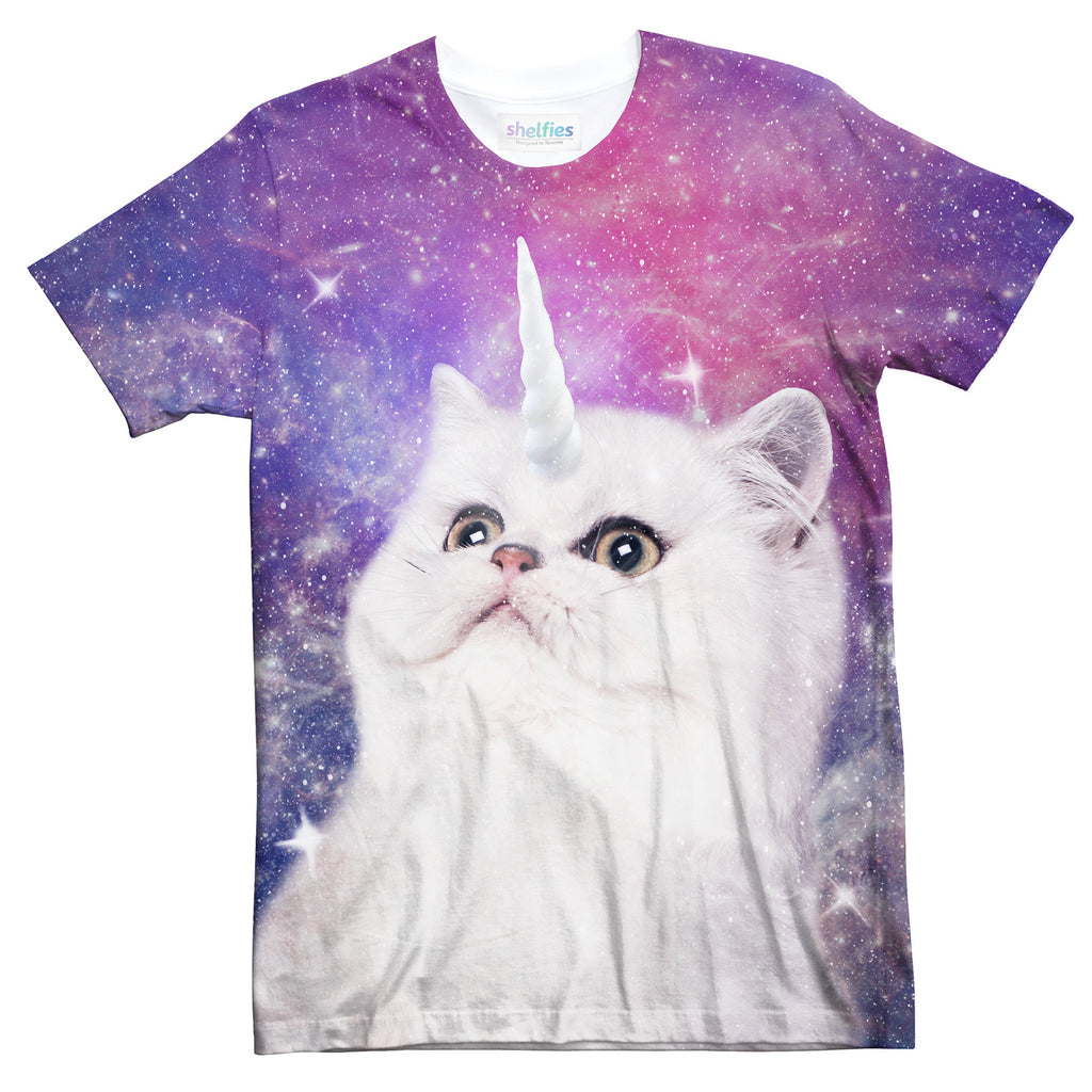 Unikitty T-Shirt - Shelfies | All-Over-Print Everywhere - Designed to Make You Smile