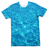 Water T-Shirt-Subliminator-| All-Over-Print Everywhere - Designed to Make You Smile