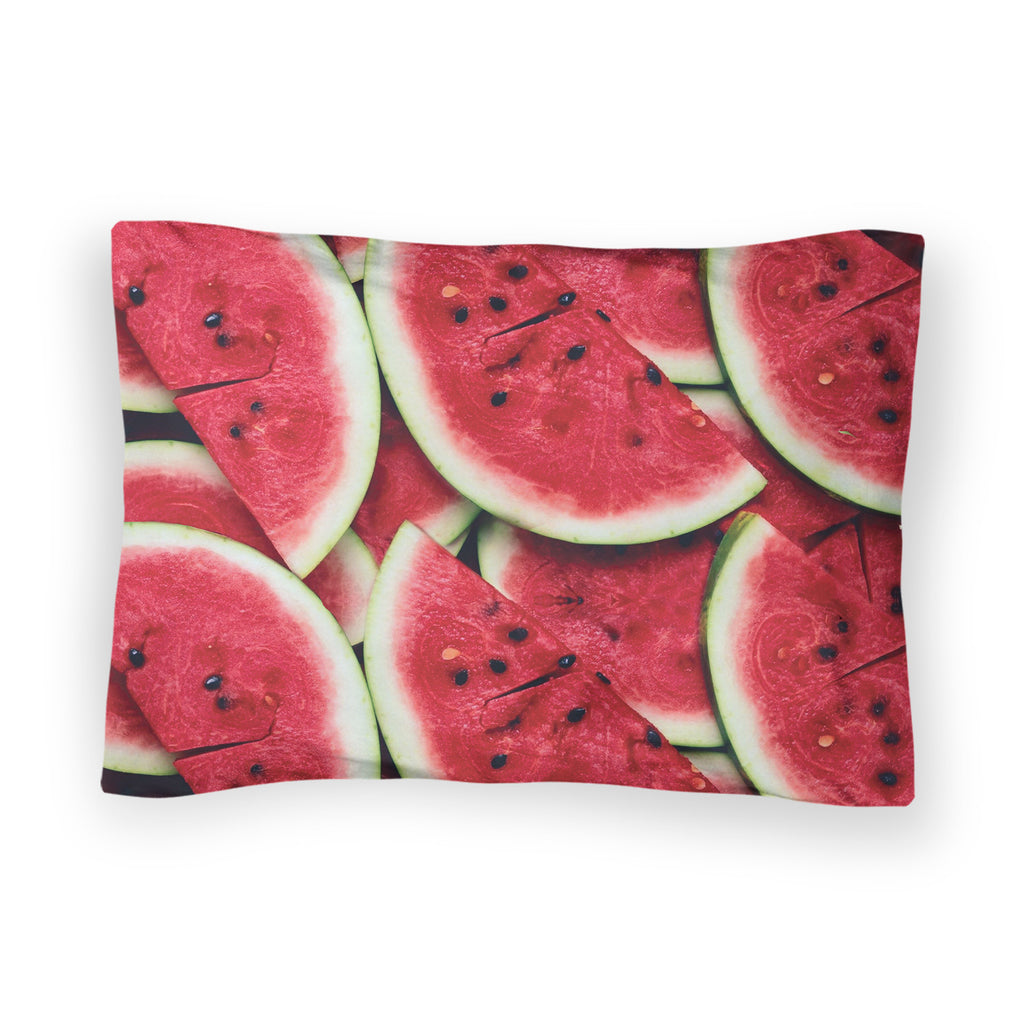 Watermelon Bed Pillow Case-Shelfies-| All-Over-Print Everywhere - Designed to Make You Smile