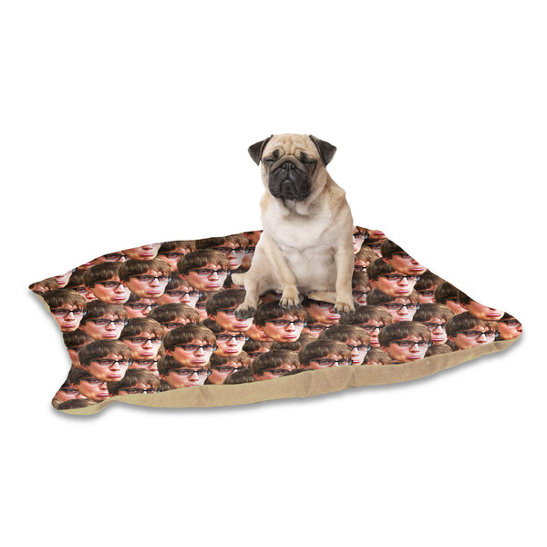 Your Face Custom Pet Bed-Shelfies-One Size-| All-Over-Print Everywhere - Designed to Make You Smile