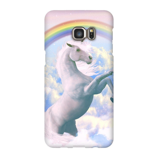 Magical Unicorn Smartphone Case-Gooten-Samsung S6 Edge Plus-| All-Over-Print Everywhere - Designed to Make You Smile