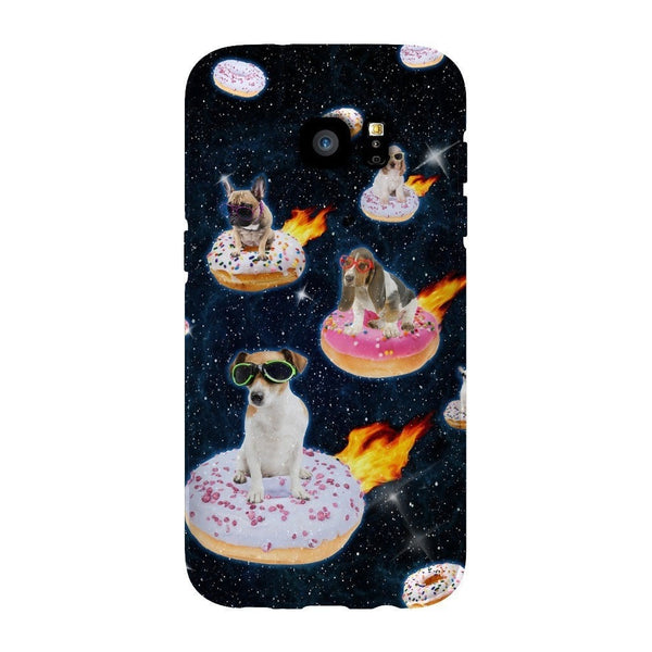 Dogs N' Donuts Smartphone Case-Gooten-Samsung S7 Edge-| All-Over-Print Everywhere - Designed to Make You Smile