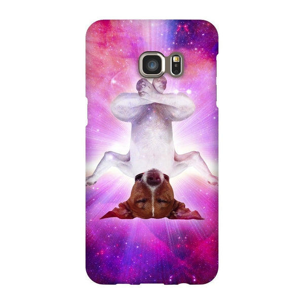 Yogi Dog Smartphone Case-Gooten-Samsung Galaxy S6 Edge Plus-| All-Over-Print Everywhere - Designed to Make You Smile