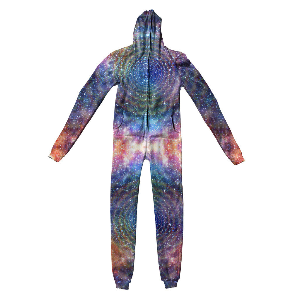 Galaxy Trip Adult Jumpsuit - Shelfies | All-Over-Print Everywhere - Designed to Make You Smile