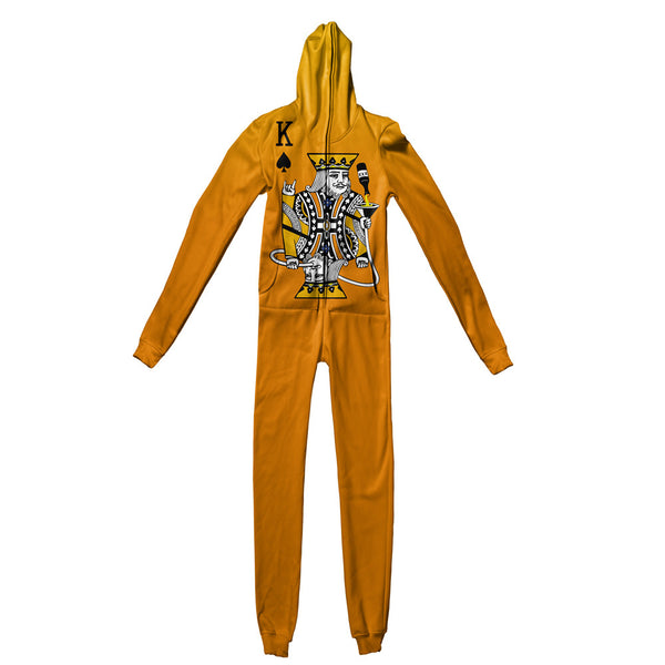 Kingsday Adult Jumpsuit-Shelfies-| All-Over-Print Everywhere - Designed to Make You Smile