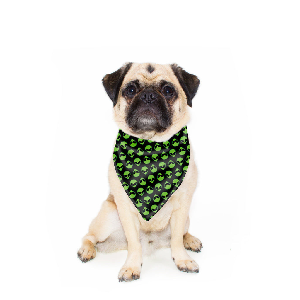 Alienz Pet Bandana-Gooten-24x24 inch-| All-Over-Print Everywhere - Designed to Make You Smile