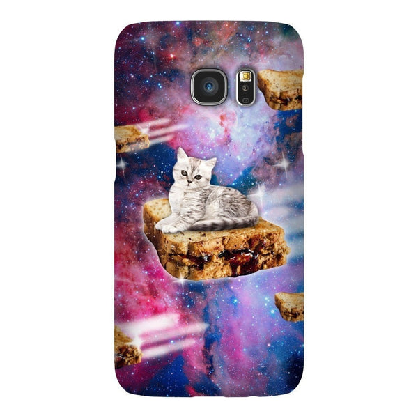 PB&J Galaxy Cat Smartphone Case-Gooten-Samsung S7-| All-Over-Print Everywhere - Designed to Make You Smile