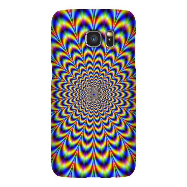 Fractal Pulse Smartphone Case-Gooten-Samsung Galaxy S7-| All-Over-Print Everywhere - Designed to Make You Smile