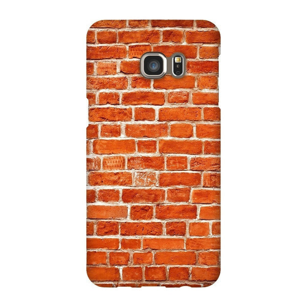 Brick Wall Smartphone Case-Gooten-Samsung Galaxy S6 Edge Plus-| All-Over-Print Everywhere - Designed to Make You Smile