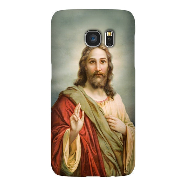 Holy Jesus Smartphone Case-Gooten-Samsung S7-| All-Over-Print Everywhere - Designed to Make You Smile