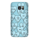 Blue Hearts Smartphone Case-Gooten-Samsung S7-| All-Over-Print Everywhere - Designed to Make You Smile