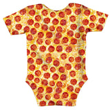 Baby Onesie - Party Pizza Baby Onesie