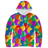 Balloon Invasion Hoodie-Subliminator-| All-Over-Print Everywhere - Designed to Make You Smile