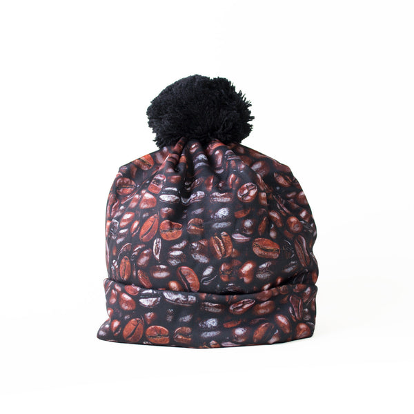Beanie Hats - Coffee Invasion Beanie Hat