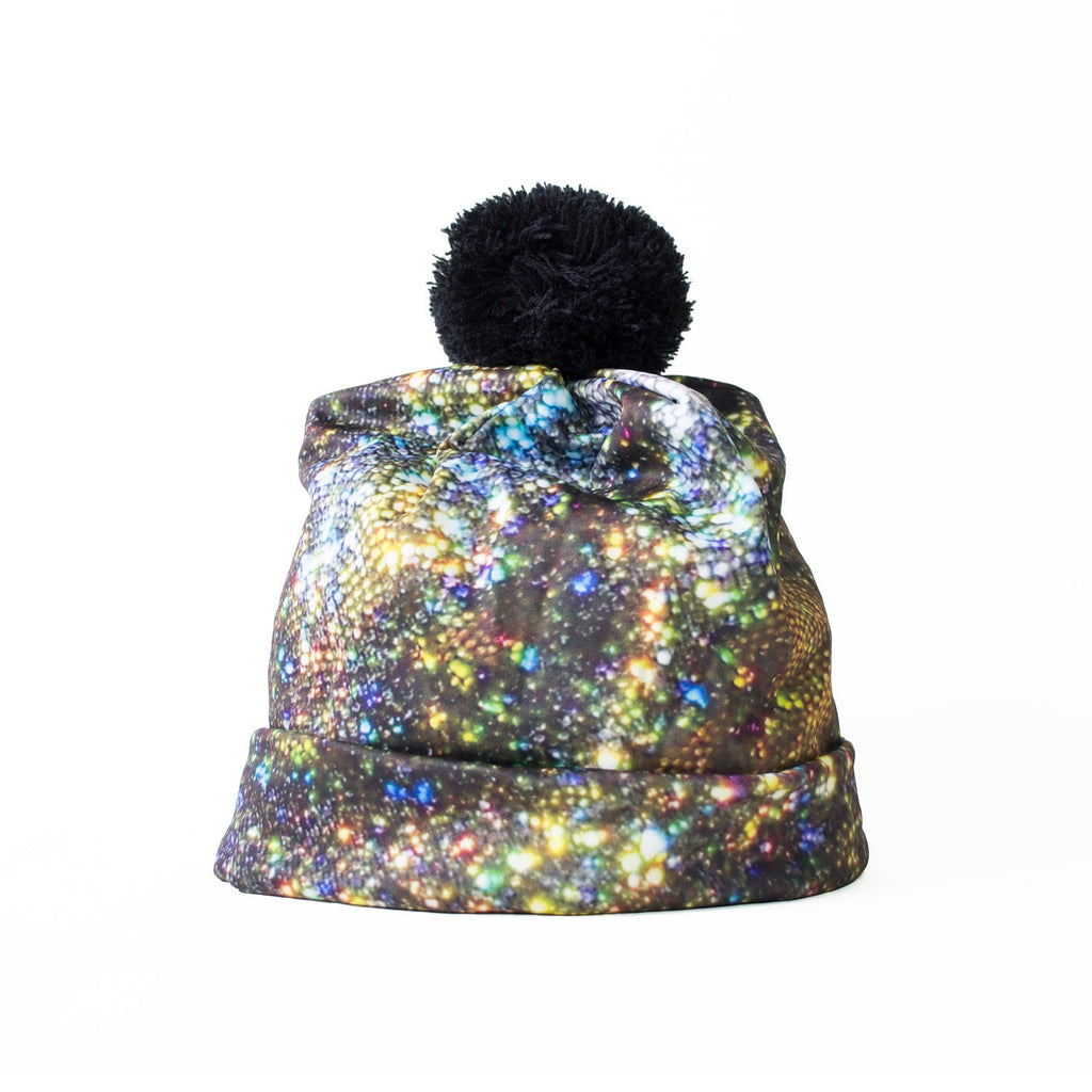 Sparkle Party Beanie Hat-Shelfies-One Size-| All-Over-Print Everywhere - Designed to Make You Smile