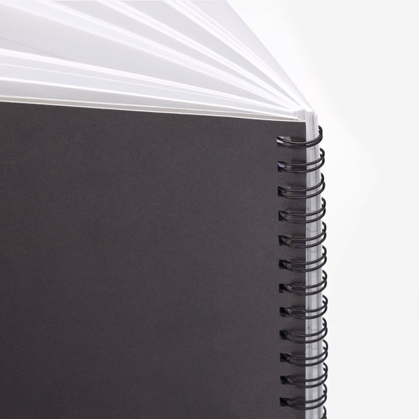 Pixel Spiral Notebook-Printify-| All-Over-Print Everywhere - Designed to Make You Smile