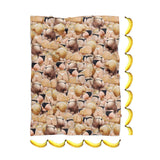 Booty Invasion Blanket-Gooten-| All-Over-Print Everywhere - Designed to Make You Smile