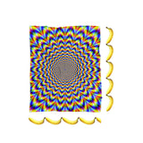 Fractal Pulse Blanket-Gooten-| All-Over-Print Everywhere - Designed to Make You Smile
