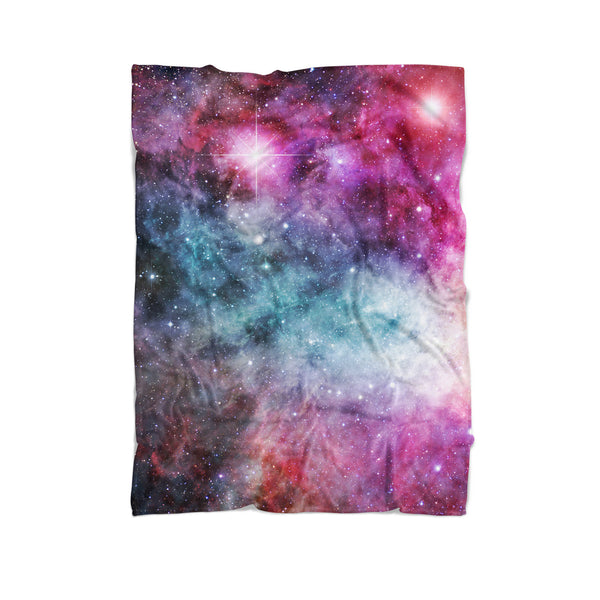 Galaxy Love Blanket-Gooten-Cuddle-| All-Over-Print Everywhere - Designed to Make You Smile