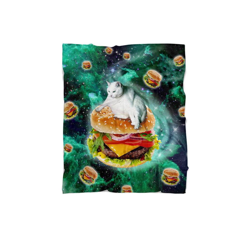 Hamburger Cat Blanket-Gooten-Regular-| All-Over-Print Everywhere - Designed to Make You Smile