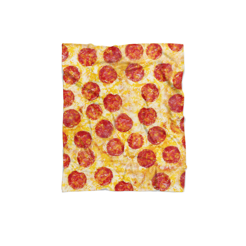 Pizza Invasion Blanket-Gooten-Regular-| All-Over-Print Everywhere - Designed to Make You Smile