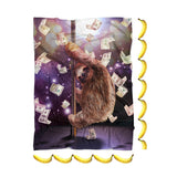Stripper Sloth Blanket-Gooten-| All-Over-Print Everywhere - Designed to Make You Smile