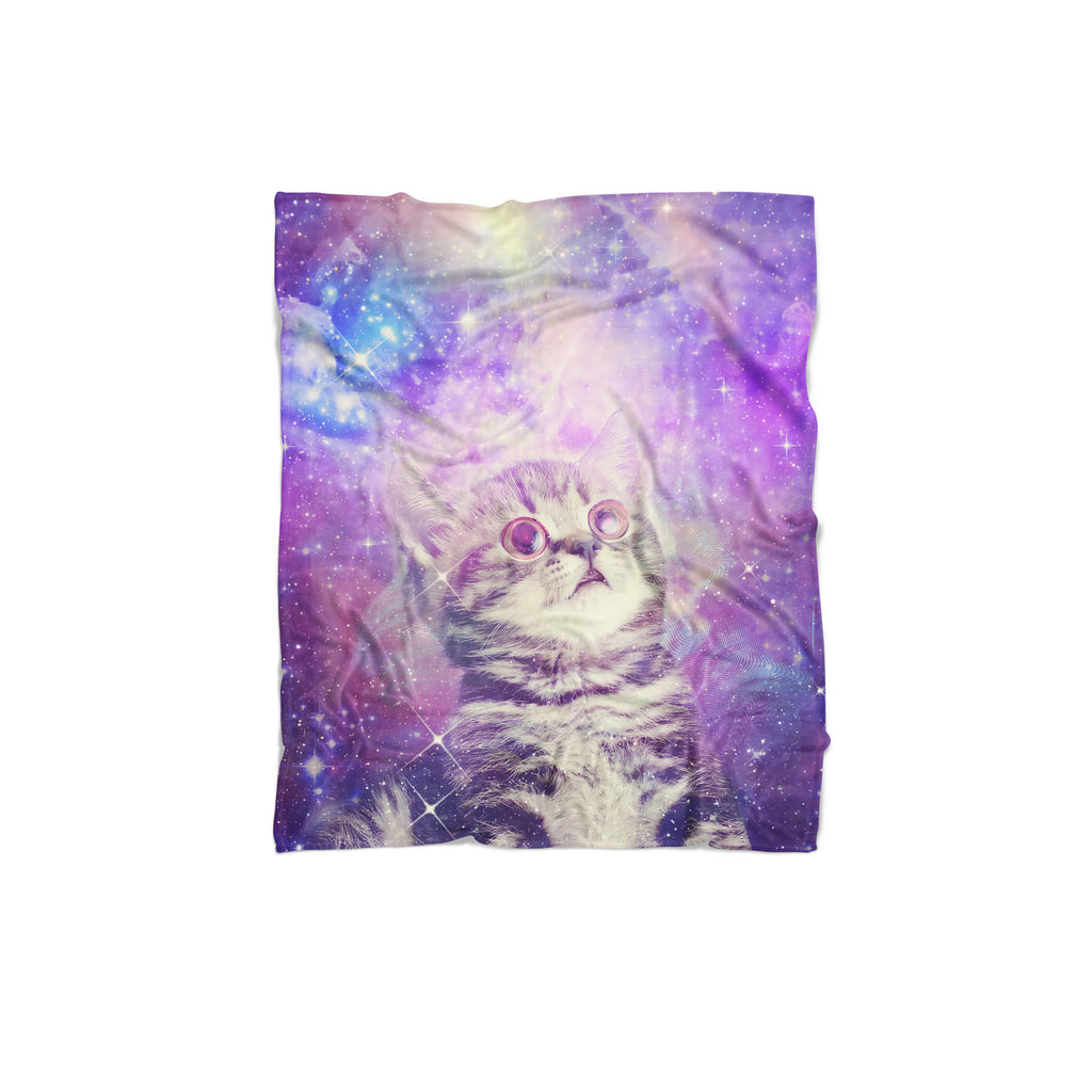 Trippin' Kitty Kat Blanket-Gooten-Regular-| All-Over-Print Everywhere - Designed to Make You Smile