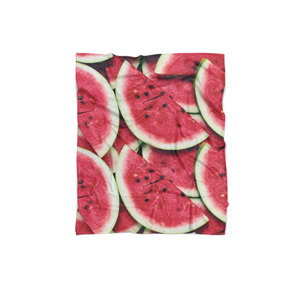 Watermelon Invasion Blanket-Gooten-Regular-| All-Over-Print Everywhere - Designed to Make You Smile