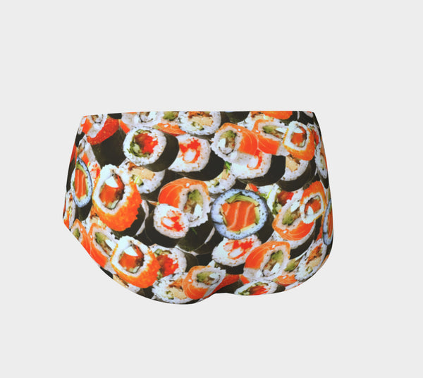 Booty Shorts - Sushi Invasion Booty Shorts