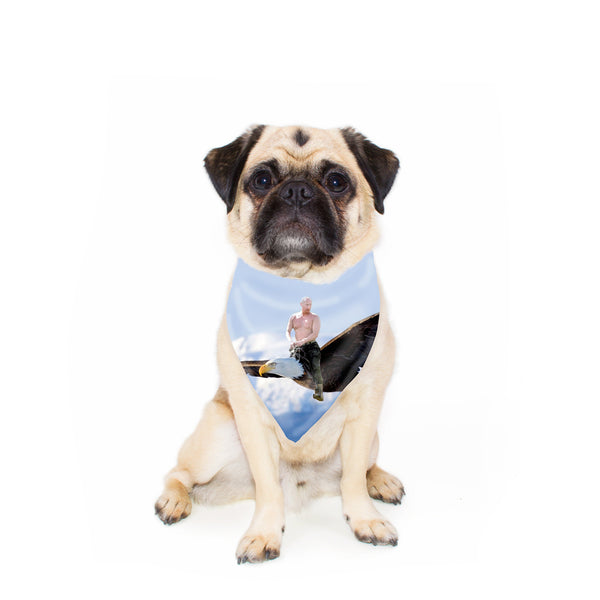 Building Relations Pet Bandana-Gooten-24x24 inch-| All-Over-Print Everywhere - Designed to Make You Smile