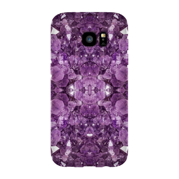 Amethyst Smartphone Case-Gooten-Samsung Galaxy S7 Edge-| All-Over-Print Everywhere - Designed to Make You Smile