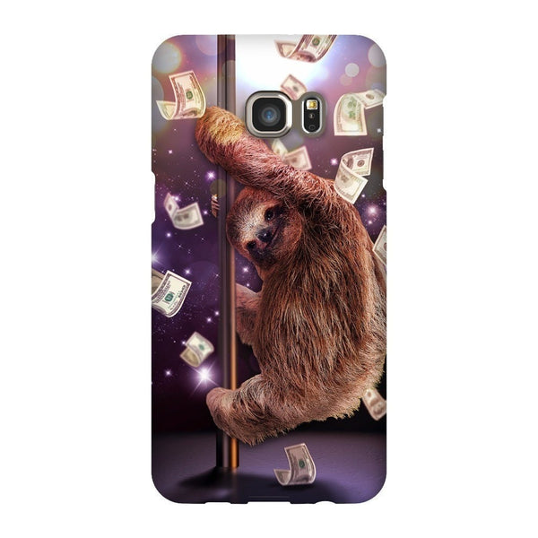 Stripper Sloth Smartphone Case-Gooten-Samsung Galaxy S6 Edge Plus-| All-Over-Print Everywhere - Designed to Make You Smile