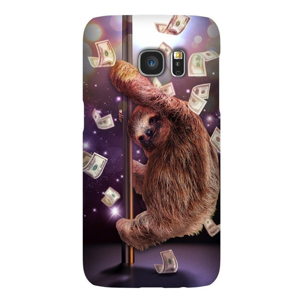 Stripper Sloth Smartphone Case-Gooten-Samsung Galaxy S7-| All-Over-Print Everywhere - Designed to Make You Smile