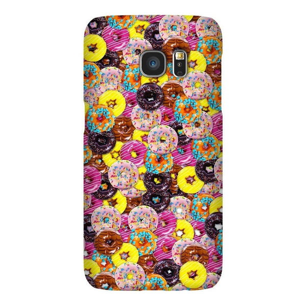 Donuts Invasion Smartphone Case-Gooten-Samsung S7-| All-Over-Print Everywhere - Designed to Make You Smile
