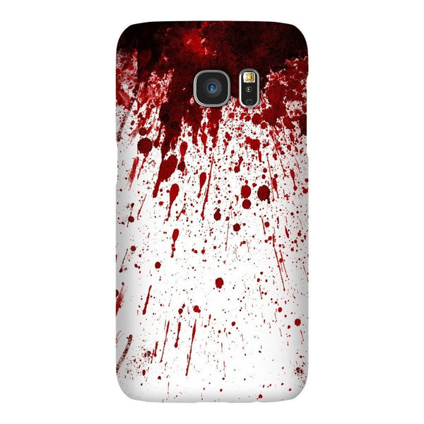 Blood Splatter Smartphone Case-Gooten-Samsung S7-| All-Over-Print Everywhere - Designed to Make You Smile