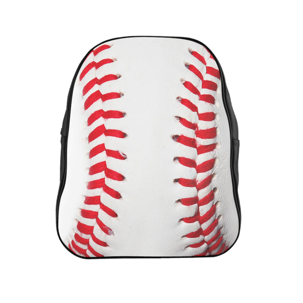 Baseball Backpack-Printify-| All-Over-Print Everywhere - Designed to Make You Smile
