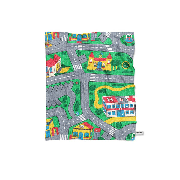 Carpet Track Blanket-Gooten-Regular-| All-Over-Print Everywhere - Designed to Make You Smile