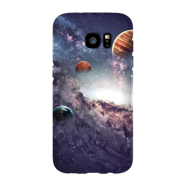 The Cosmos Smartphone Case-Gooten-Samsung Galaxy S7 Edge-| All-Over-Print Everywhere - Designed to Make You Smile