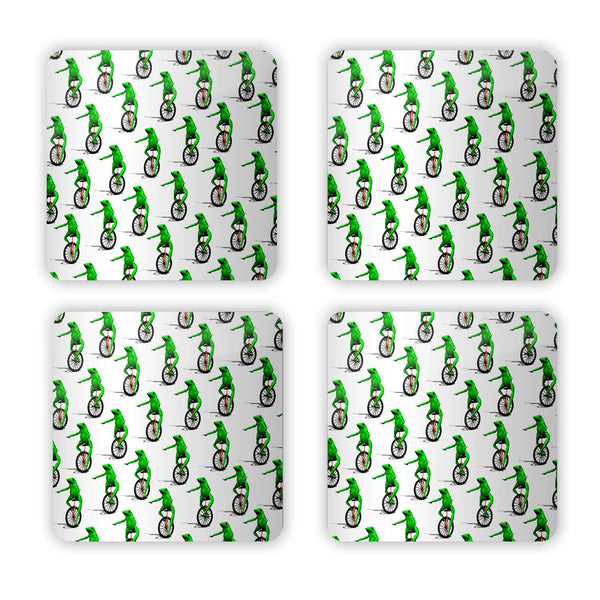 Dat Boi Coaster Set-Gooten-Set of 4-| All-Over-Print Everywhere - Designed to Make You Smile