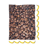 Coffee Invasion Blanket-Gooten-| All-Over-Print Everywhere - Designed to Make You Smile