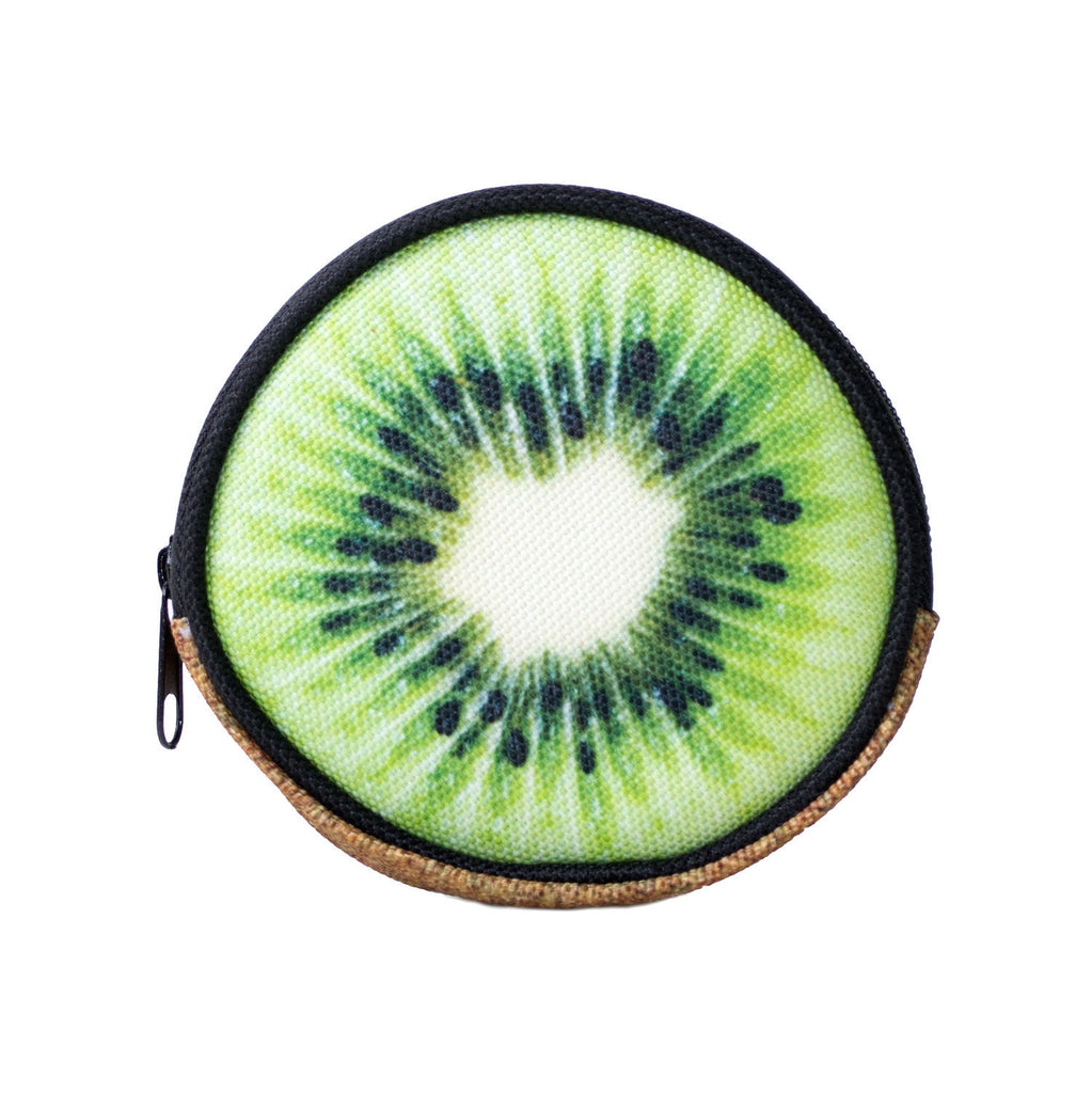Kiwi Coin Purse-Shelfies-One Size-| All-Over-Print Everywhere - Designed to Make You Smile
